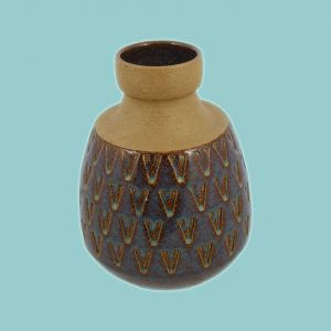 Vintage Scandinavian Vase 3190-2