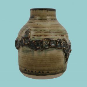 Vintage Scandinavian Vase 21968 front