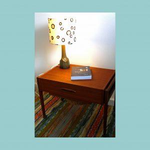 Table Lamp Vintage Scandinavian - Soholm Set