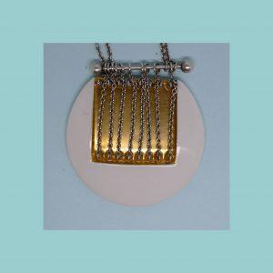 Royal Copenhagen Porcelain Necklace