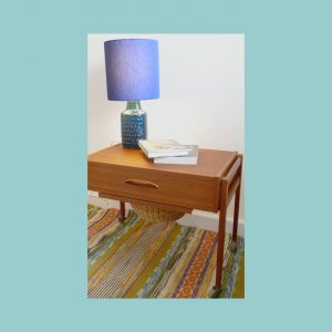 Vintage Soholm Table Lamp 1014 Set