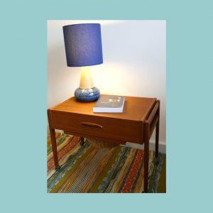 Vintage Soholm Table-Lamp 3041 Set