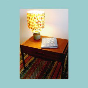 Vintage Soholm Table-Lamp 1067 Set