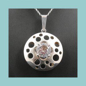 Vintage Herman Seirsbol Necklace Fr