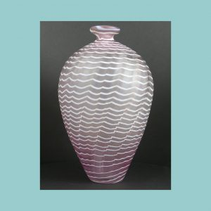 Vallien Vase Rose Pink F1