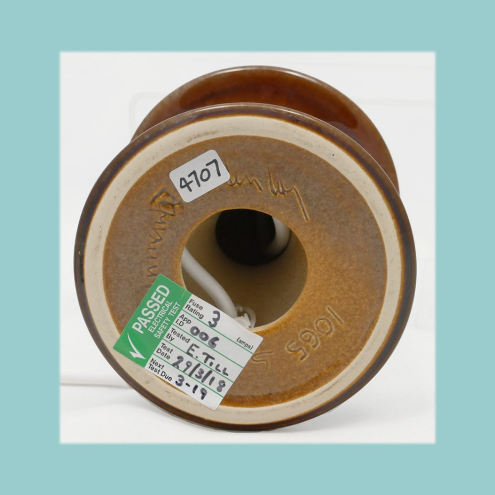 Soholm Double disc Lamp Base