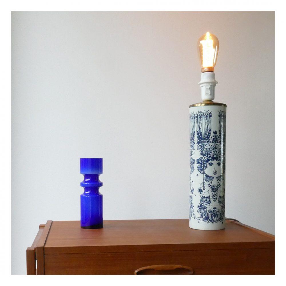 5297-Summer-Girl-Lamp-set