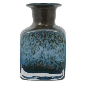Vallien Square Blue Vase F1