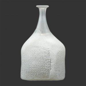 Vallien White Satellite Vase F1