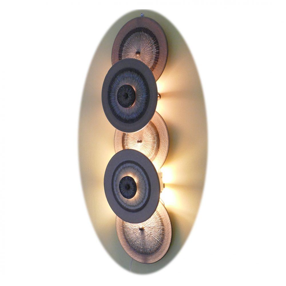 5400-Lit-5-Disc-Wall-Light-F3