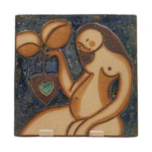 Soholm Plaque Expectant Mother Fr